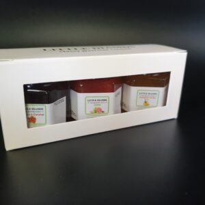 Gift Box Jam - 3 In 1 Flavors