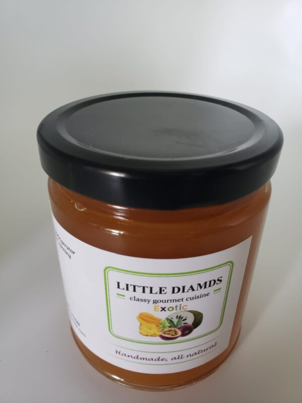 Exotic Jam - A Blend Of Exotic Fruits