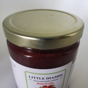 Red Fruits - Low Sugar Jams And Jellies
