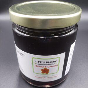 Hibiscus & Caramel - Low Sugar Jams And Jellies