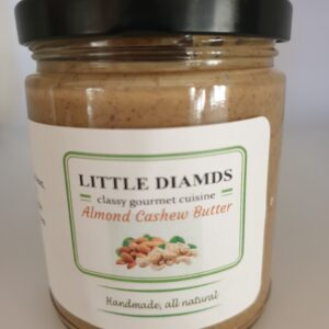 Almond Cashew Butter - Low Sugar Jams And Jellies