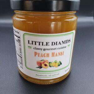 Peach calamansi - Exotic Jams And Jellies