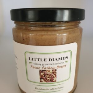 Pecan Cashew Butter - Exotic Jams And Jellies